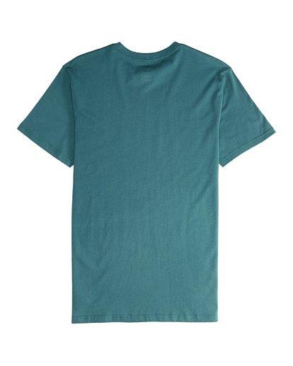 5 Inversed - T-Shirt für Männer Grün Q1SS22BIF9 Billabong