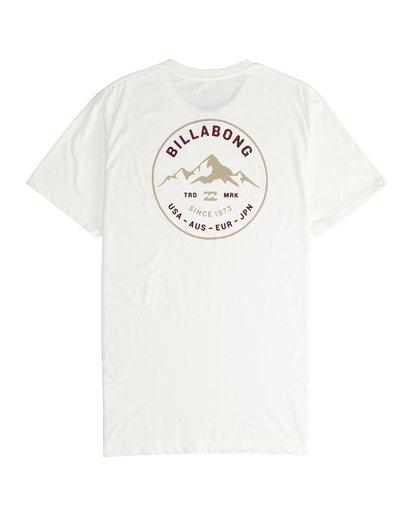 6 Aurora - Camiseta de Manga Corta para Hombre  Q1SS23BIF9 Billabong