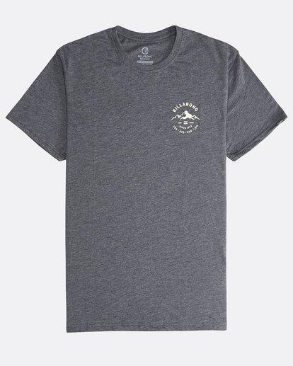 0 Aurora - T-Shirt für Männer Grau Q1SS23BIF9 Billabong