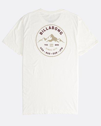 1 Aurora - Camiseta de Manga Corta para Hombre  Q1SS23BIF9 Billabong
