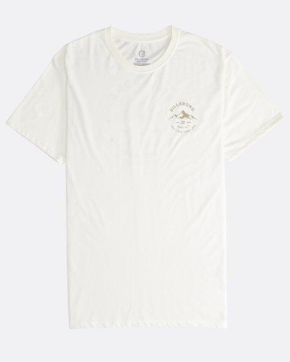 0 Aurora - Camiseta de Manga Corta para Hombre  Q1SS23BIF9 Billabong