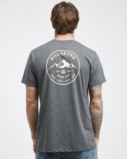 8 Aurora - T-Shirt für Männer Grau Q1SS23BIF9 Billabong