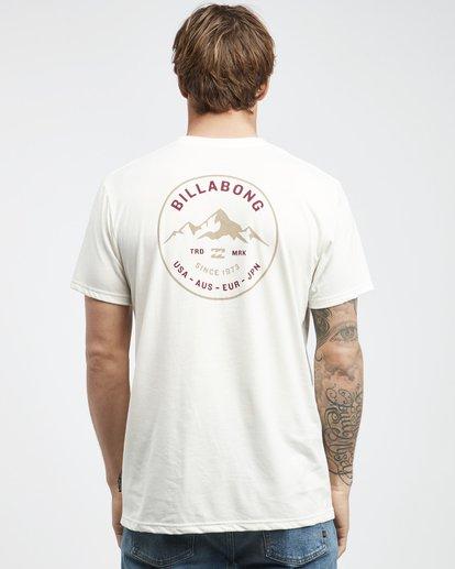 8 Aurora - Camiseta de Manga Corta para Hombre  Q1SS23BIF9 Billabong