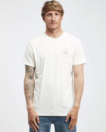 7 Aurora - Camiseta de Manga Corta para Hombre  Q1SS23BIF9 Billabong