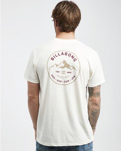 3 Aurora - Camiseta de Manga Corta para Hombre  Q1SS23BIF9 Billabong