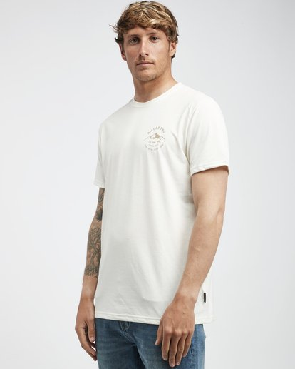 2 Aurora - Camiseta de Manga Corta para Hombre  Q1SS23BIF9 Billabong