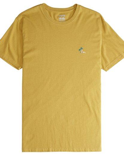 5 Jungle - T-Shirt für Männer Silber Q1SS24BIF9 Billabong