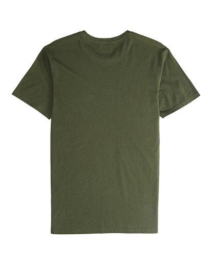 6 Jungle - Camiseta de Manga Corta para Hombre Camo Q1SS24BIF9 Billabong