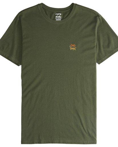 5 Jungle - Camiseta de Manga Corta para Hombre Camo Q1SS24BIF9 Billabong