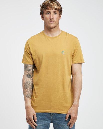 7 Jungle - T-Shirt für Männer Silber Q1SS24BIF9 Billabong