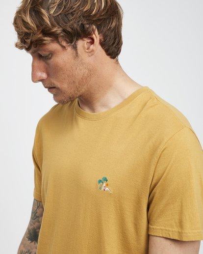 4 Jungle - T-Shirt für Männer Silber Q1SS24BIF9 Billabong