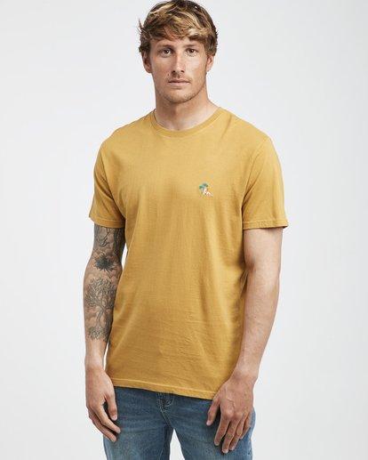 2 Jungle - T-Shirt für Männer Silber Q1SS24BIF9 Billabong