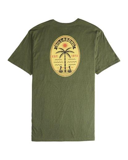 6 Trifecta - T-Shirt für Männer Gemustert Q1SS30BIF9 Billabong