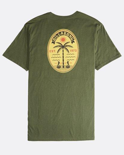 1 Trifecta - T-Shirt für Männer Gemustert Q1SS30BIF9 Billabong