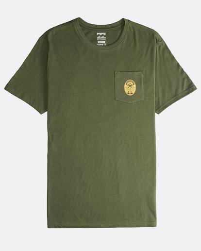 0 Trifecta - T-Shirt für Männer Gemustert Q1SS30BIF9 Billabong