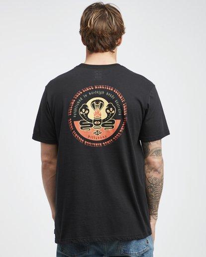 8 Trifecta - T-Shirt für Männer Schwarz Q1SS30BIF9 Billabong