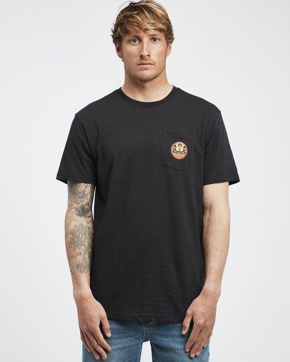 7 Trifecta - T-Shirt für Männer Schwarz Q1SS30BIF9 Billabong
