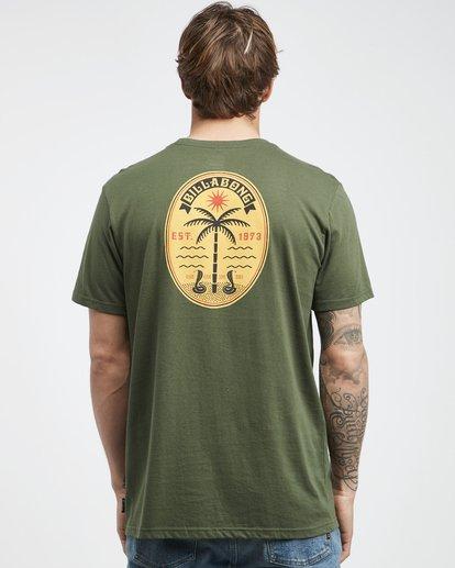 8 Trifecta - T-Shirt für Männer Gemustert Q1SS30BIF9 Billabong
