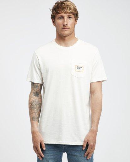 7 Trifecta - T-Shirt für Männer Weiss Q1SS30BIF9 Billabong