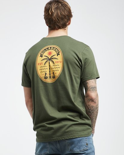 3 Trifecta - T-Shirt für Männer Gemustert Q1SS30BIF9 Billabong