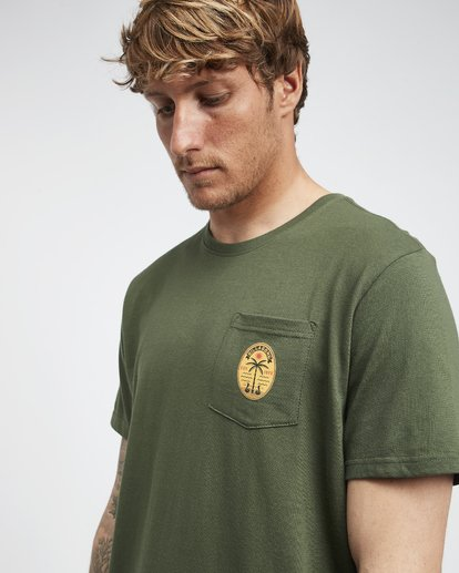 4 Trifecta - T-Shirt für Männer Gemustert Q1SS30BIF9 Billabong