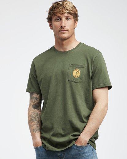 2 Trifecta - T-Shirt für Männer Gemustert Q1SS30BIF9 Billabong