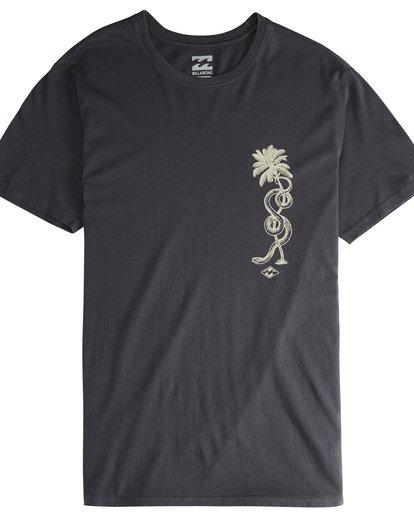 4 Twotail - T-Shirt für Männer Schwarz Q1SS31BIF9 Billabong