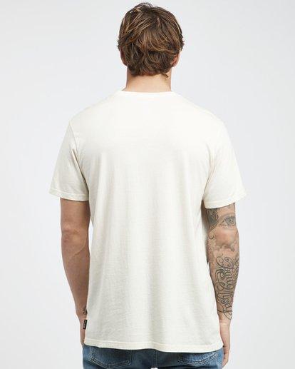 7 Twotail - T-Shirt für Männer Weiss Q1SS31BIF9 Billabong