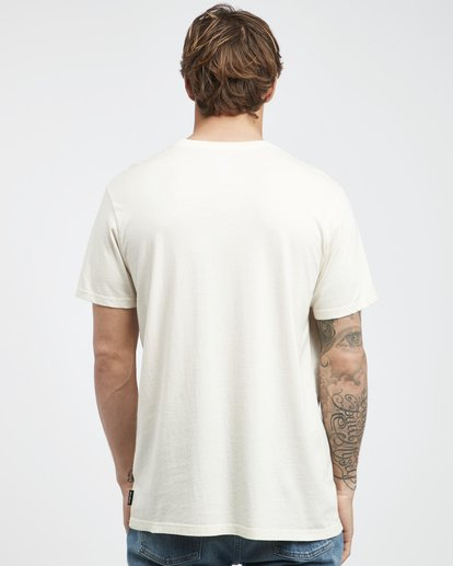 7 Twotail - Short Sleeves Tee for Men White Q1SS31BIF9 Billabong