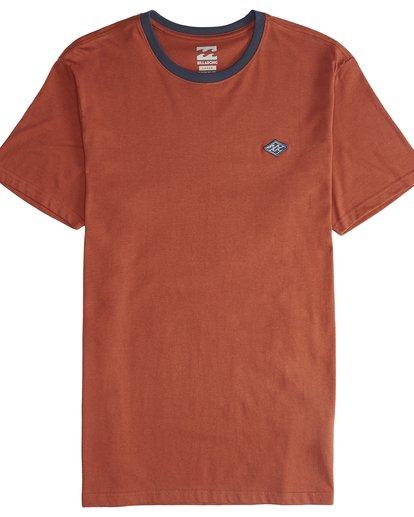 5 League - Camiseta de Manga Corta para Hombre  Q1SS32BIF9 Billabong