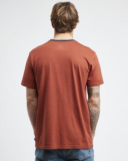 8 League - Camiseta de Manga Corta para Hombre  Q1SS32BIF9 Billabong