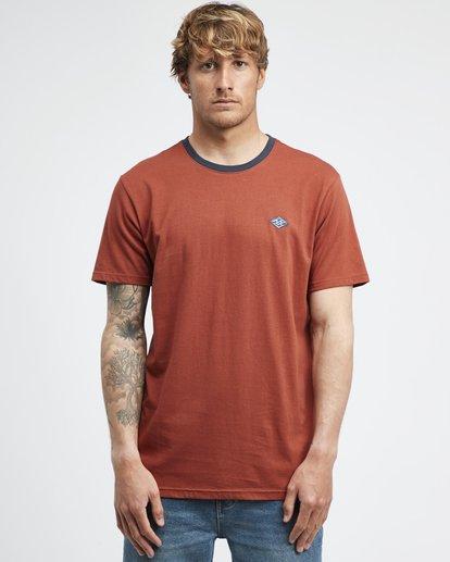 7 League - Camiseta de Manga Corta para Hombre  Q1SS32BIF9 Billabong