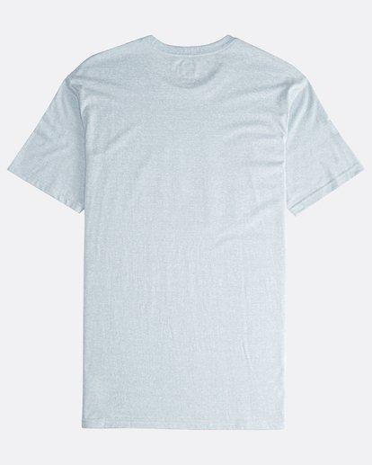 1 Focal 1.7 - Camiseta de Manga Corta para Hombre Azul Q1SS33BIF9 Billabong