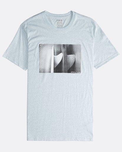 0 Focal 1.7 - T-Shirt für Männer Blau Q1SS33BIF9 Billabong