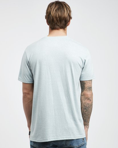 7 Focal 1.7 - Camiseta de Manga Corta para Hombre Azul Q1SS33BIF9 Billabong