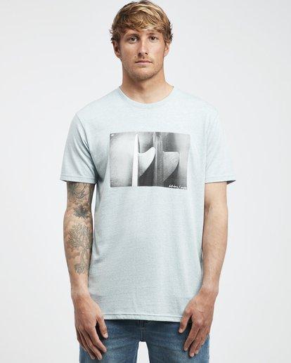 6 Focal 1.7 - Camiseta de Manga Corta para Hombre Azul Q1SS33BIF9 Billabong