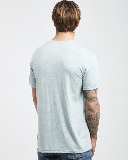3 Focal 1.7 - Camiseta de Manga Corta para Hombre Azul Q1SS33BIF9 Billabong