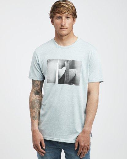 2 Focal 1.7 - Camiseta de Manga Corta para Hombre Azul Q1SS33BIF9 Billabong