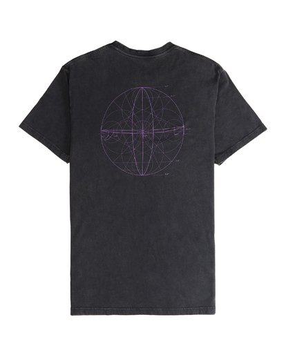 5 Template - T-Shirt für Männer Schwarz Q1SS34BIF9 Billabong