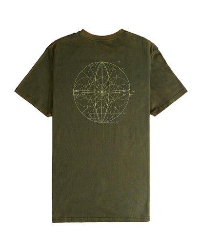 5 Template - Camiseta de Manga Corta para Hombre Camo Q1SS34BIF9 Billabong