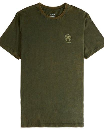 4 Template - Camiseta de Manga Corta para Hombre Camo Q1SS34BIF9 Billabong