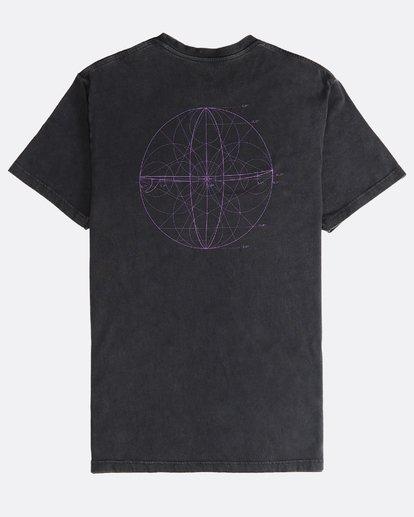1 Template - T-Shirt für Männer Schwarz Q1SS34BIF9 Billabong