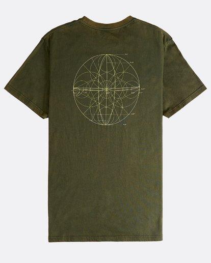 1 Template - Camiseta de Manga Corta para Hombre Camo Q1SS34BIF9 Billabong
