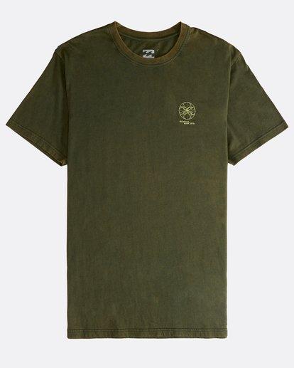 0 Template - Camiseta de Manga Corta para Hombre Camo Q1SS34BIF9 Billabong