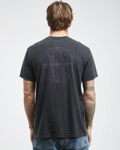 7 Template - T-Shirt für Männer Schwarz Q1SS34BIF9 Billabong