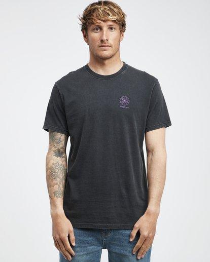 6 Template - T-Shirt für Männer Schwarz Q1SS34BIF9 Billabong