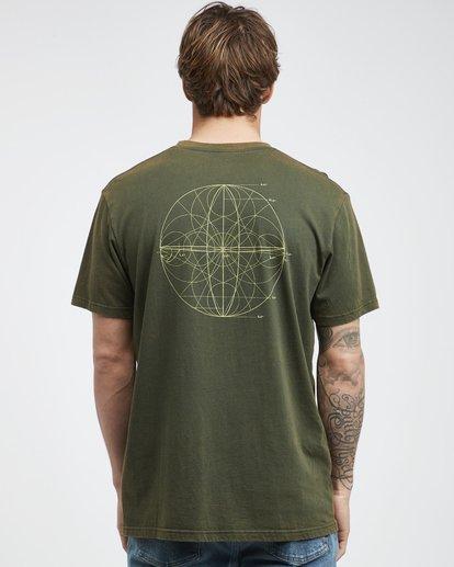 7 Template - Camiseta de Manga Corta para Hombre Camo Q1SS34BIF9 Billabong