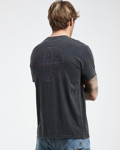 3 Template - T-Shirt für Männer Schwarz Q1SS34BIF9 Billabong