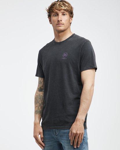 2 Template - T-Shirt für Männer Schwarz Q1SS34BIF9 Billabong