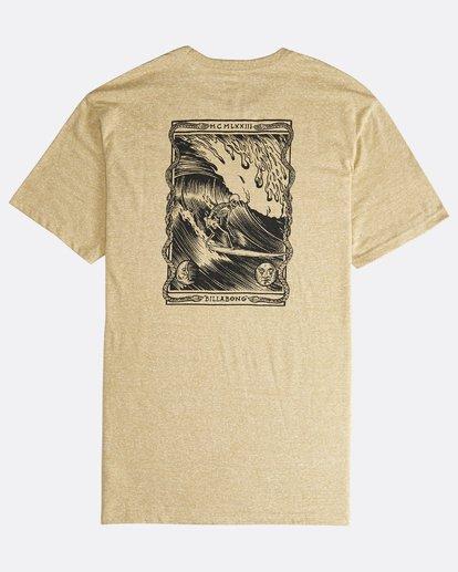 1 Sunset - T-Shirt für Männer  Q1SS37BIF9 Billabong